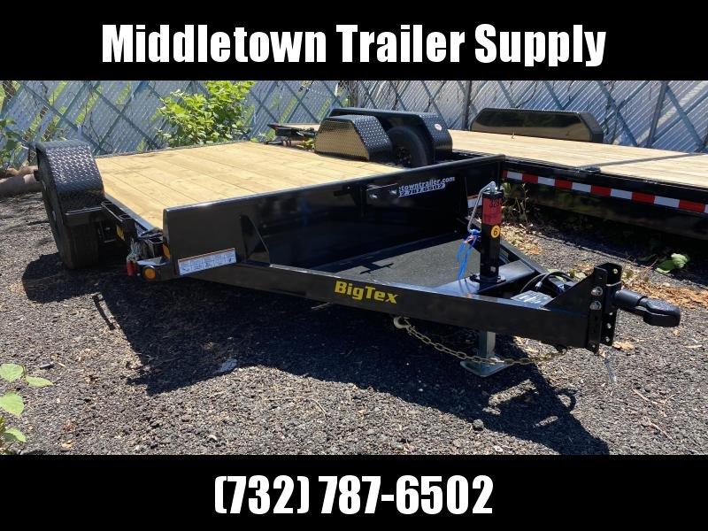 2022 Big Tex Trailers 70ST-13 Tilt Equipment Trailer