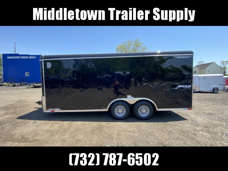 2021 Homesteader Trailers 818HT Enclosed Cargo Trailer