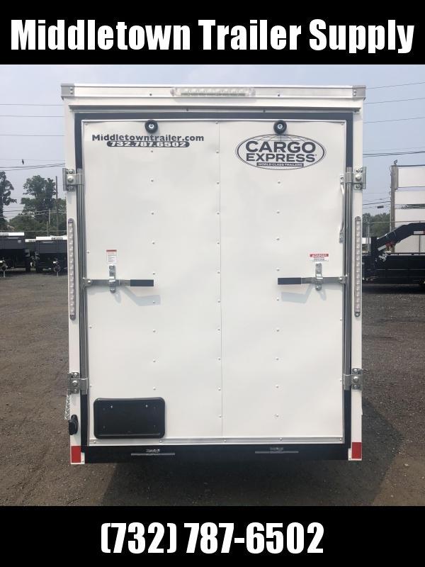 2020 Cargo Express EX Series DLX Enclosed Cargo Trailer