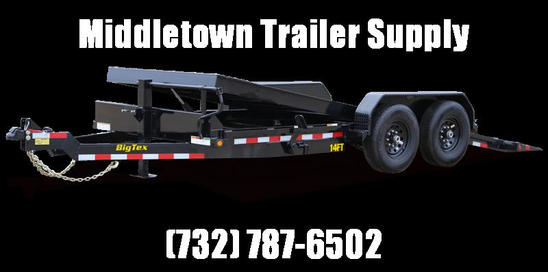2022 Big Tex Trailers 14FT-18 Equipment Trailer