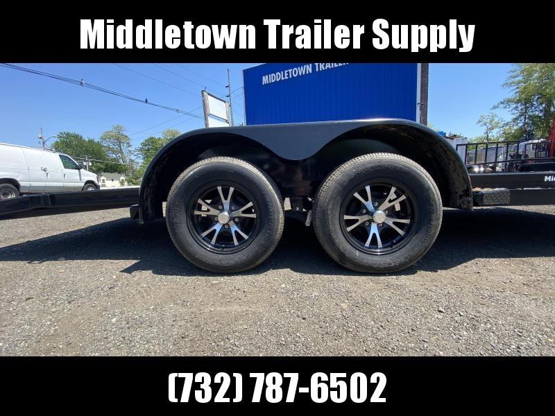 2022 Big Tex Trailers 70DM-18 Car / Racing Trailer