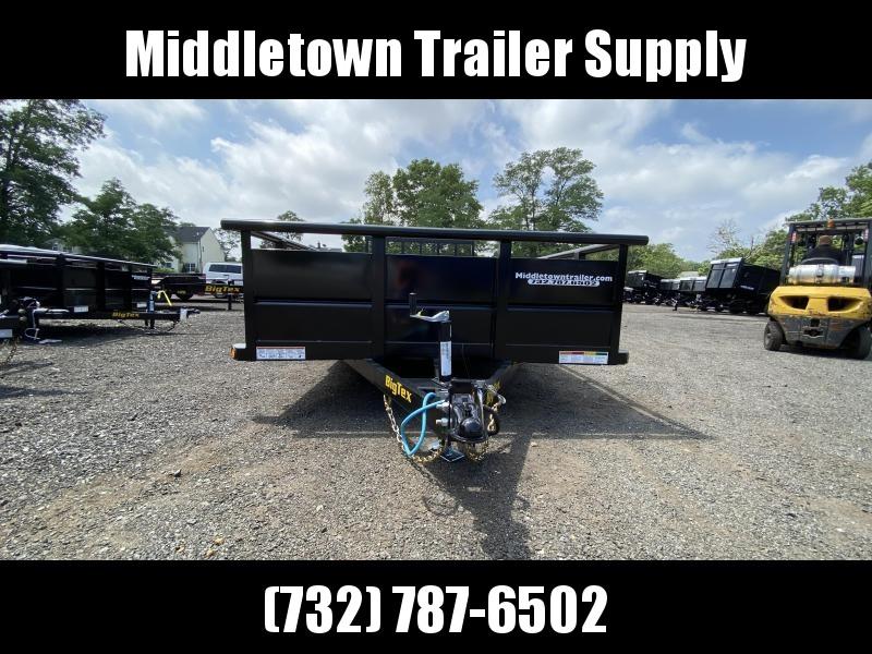 2021 Big Tex Trailers 7x16 70TV Utility Trailer