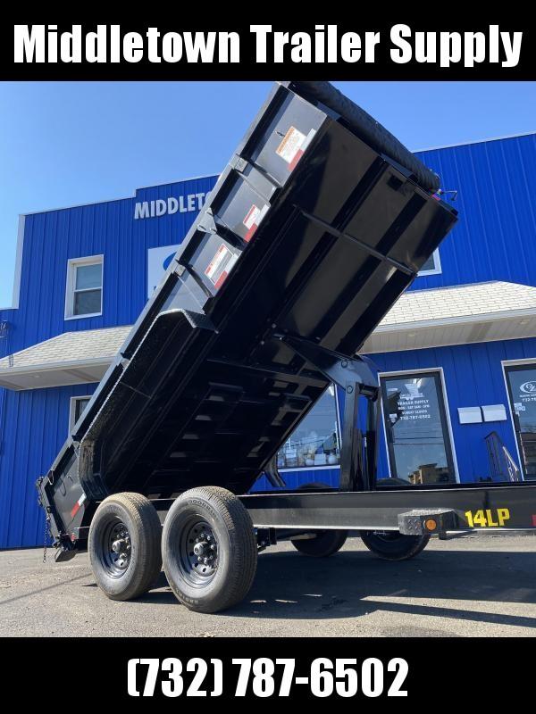 2022 Big Tex Trailers 14LP-14 Low Side Dump Trailer