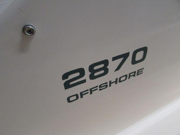 28' Pursuit 2870 Offshore