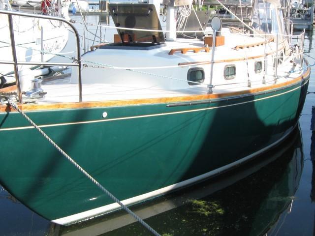 34' Sea Sprite Sea Sprite 34