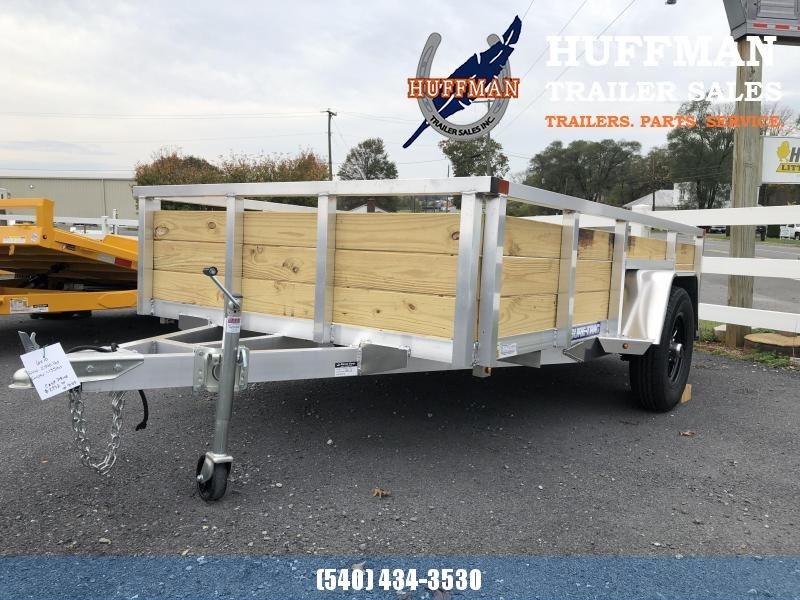 Sure Trac 6 x 10-3 Board Hight Utility Trailer