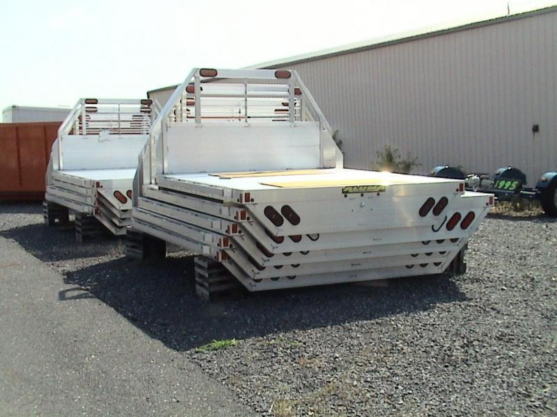 "Aluma 96"" x 106"" Truck Bed"