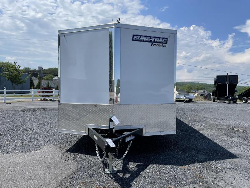 2021 Sure-Trac 8.5X18 Enclosed Cargo Trailer
