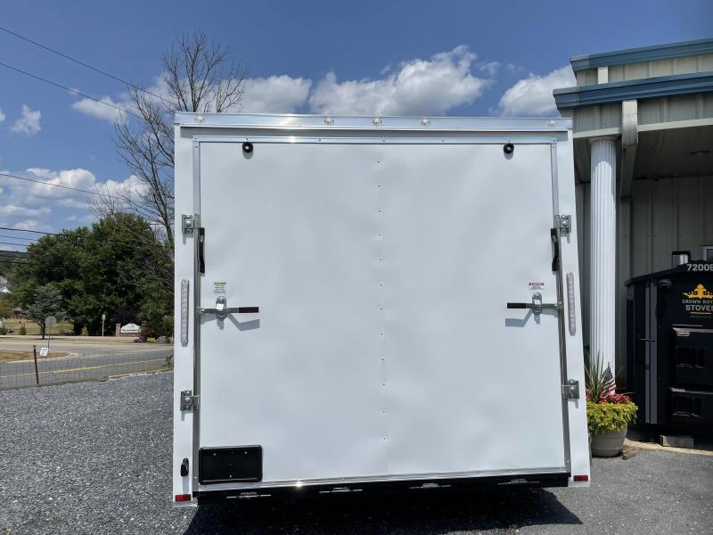 2021 Spartan Cargo 8.5x24 Enclosed Cargo Trailer