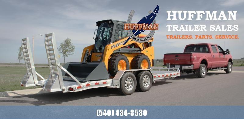 2020 Aluma 8218-14K Equipment Trailer
