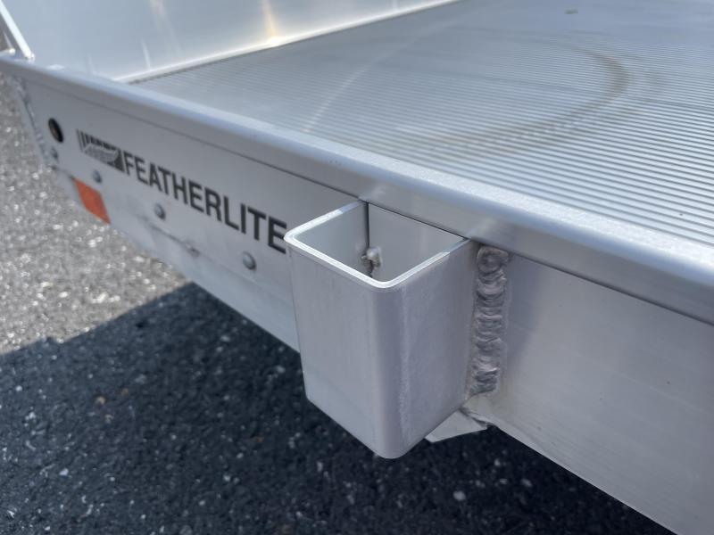 Featherlite 8' Utility