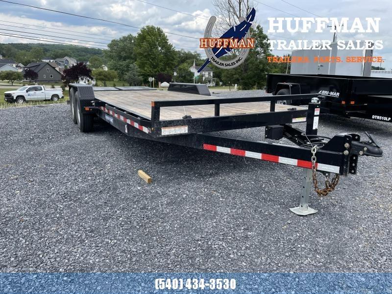 2020 Sure-Trac 17+3 Universal Ramp Equipment Trailer