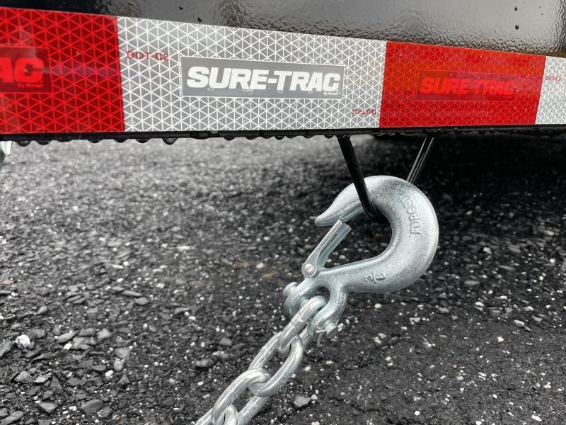 Sure Trac 14+2 Equipment Trailer