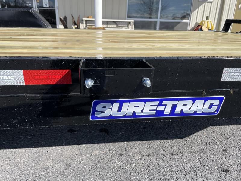 Sure-Trac 18ft Car Hauler Trailer