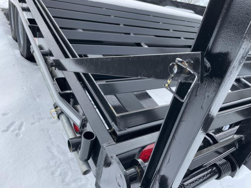Better Built 20+5 Equipment Trailer