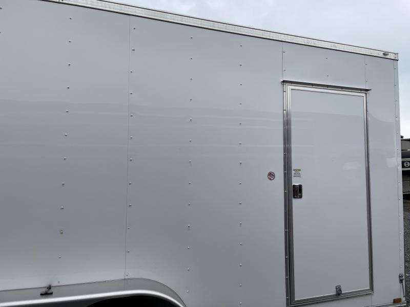 Spartan 7 x 16 7' Tall Enclosed Trailer