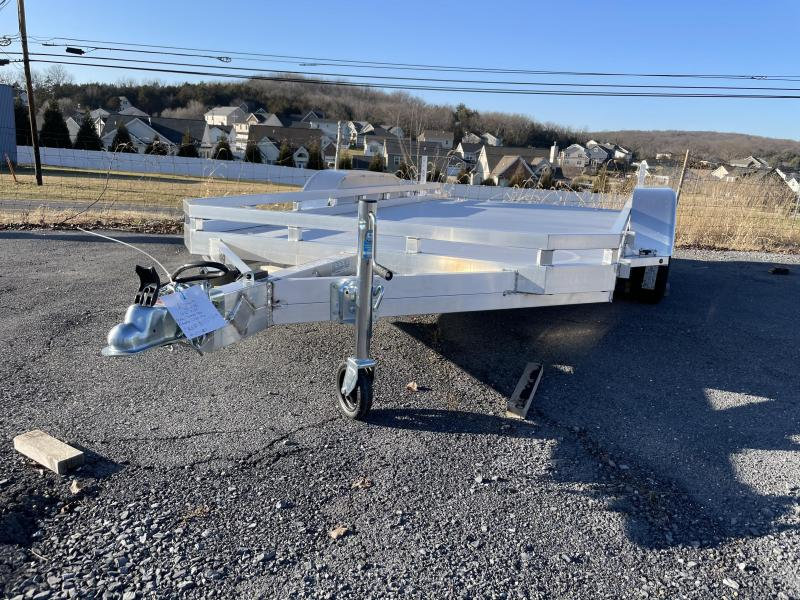 Aluma  7816TA-EL-R-TR-RTD Utility Trailer-2021