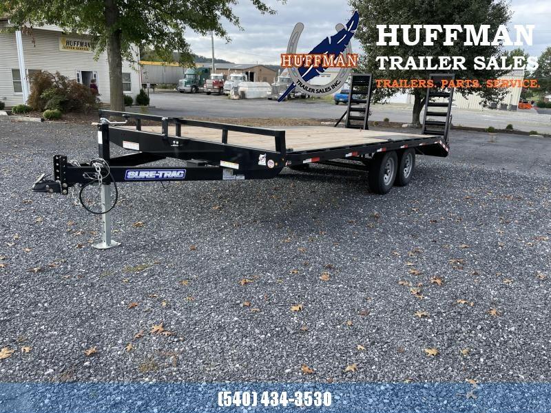 Sure-Trac 17+3 Deckover Equipment Trailer