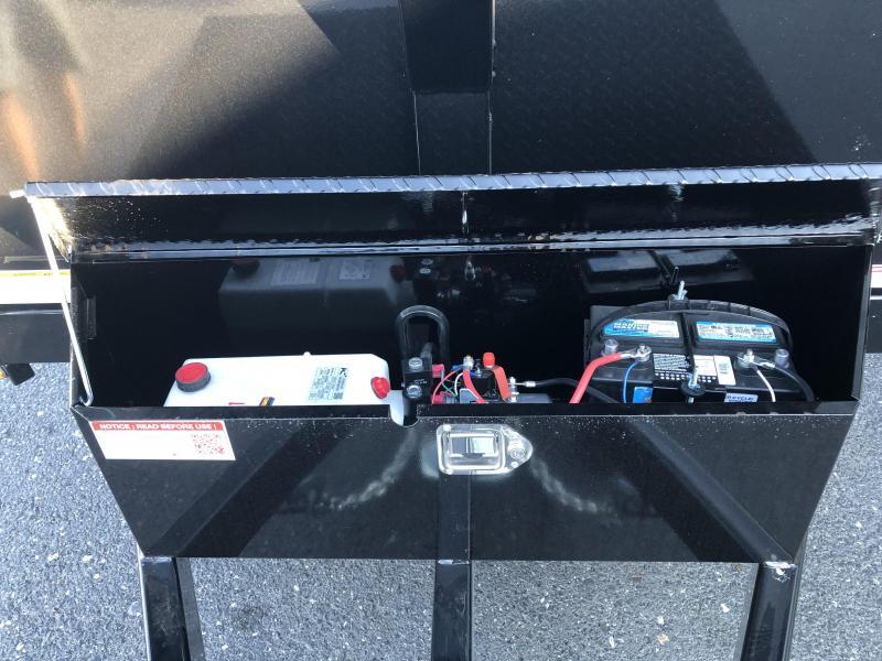 Sure-Trac 6 x 12 Standard Duty Low Profile Dump Trailer