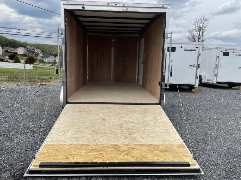 Sure-Trac 7X12 Tandem axle Enclosed Cargo Trailer