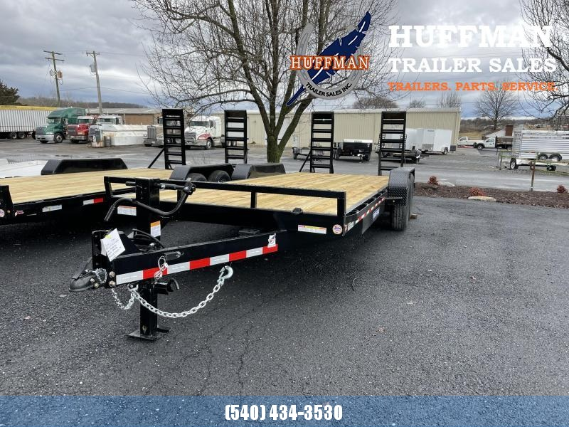 Sure-Trac 8.5 x 20 14K Full Width Implement Trailer