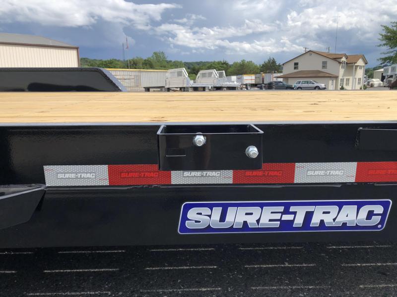 Sure Trac 16+2 Equipment Trailer 14K