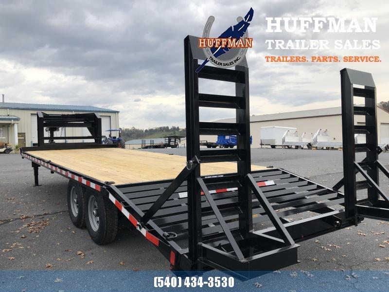 Sure-Trac 8.5 x 25 15K Gooseneck Equipment Trailer
