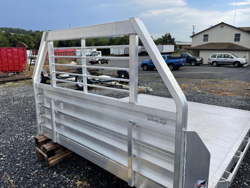 "2019 Aluma 81""X87"" Truck Bed"