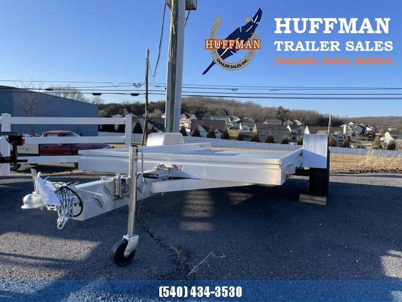 Aluma 7712 Tilt Utility Trailer