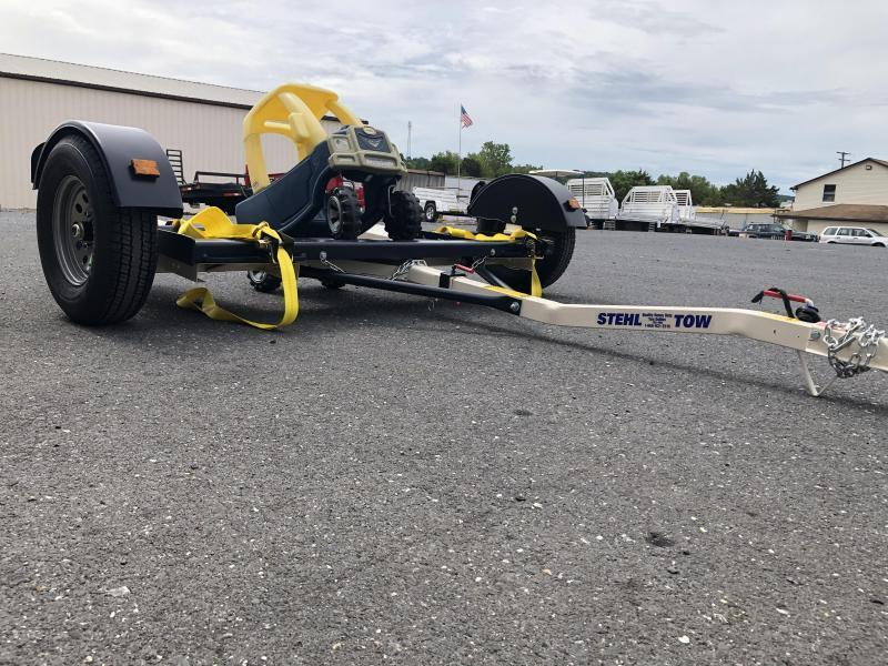 Stehl Tow Car Tow Dolly
