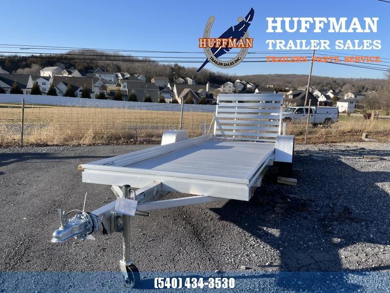 Aluma 6314 Utility Trailer