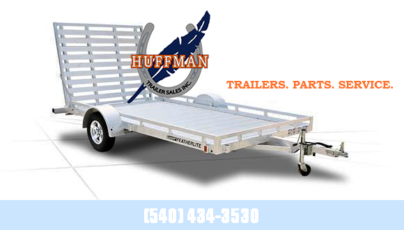 Featherlite 14' Utility Trailer