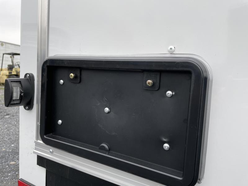 Spartan 7x16 Enclosed Trailer