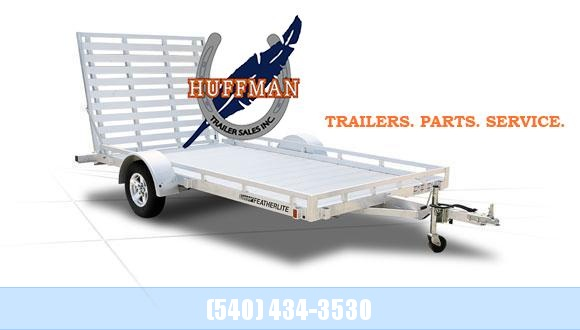 Featherlite 10' Utility Trailer