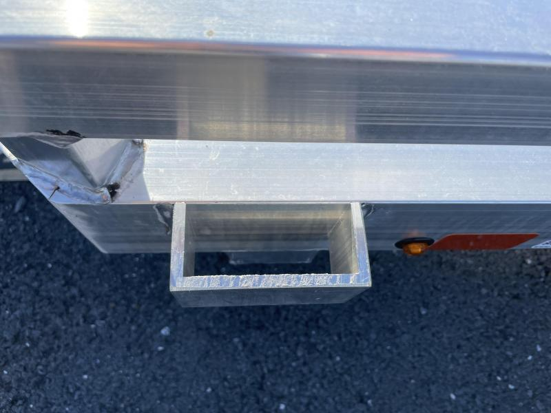 Aluma 7814 Tandem Utility Trailer