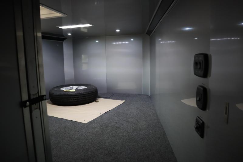 2022 inTech Trailers 36' GOOSENECK Car / Racing Trailer