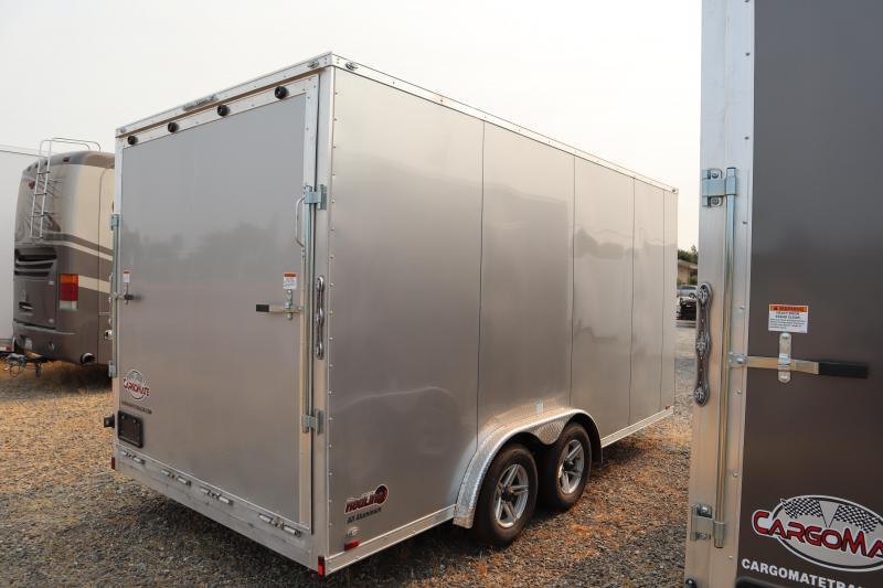2021 Cargo Mate 7.5X16 REDLINE ATV Trailer