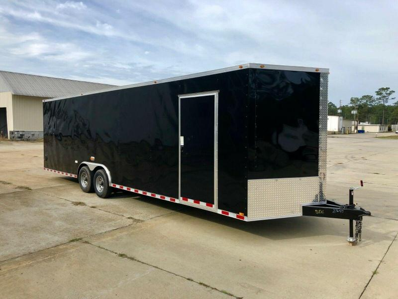 2021 Cynergy Cargo 8.5x28 Car / Racing Trailer