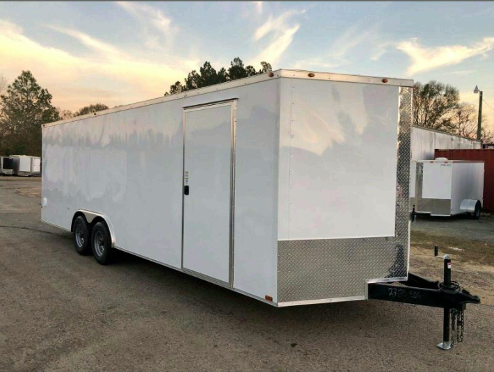 2021 Cynergy Cargo 8.5x24 Car / Racing Trailer