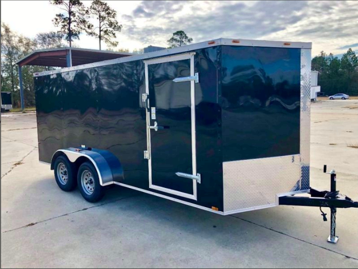 2021 Other 7x16 Enclosed Cargo Trailer