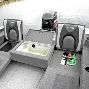 2022 Lund 1675 Adventure Sport RED
