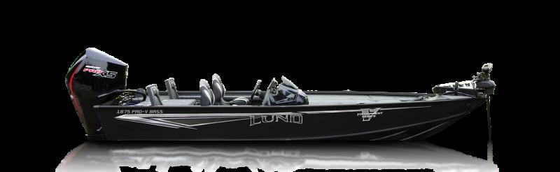 2021 Lund 1875 PRO V BASS  Fishing Boat