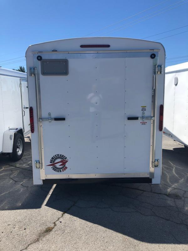 2021 Homesteader Inc. 6 X 12 CHALLENGER Enclosed Cargo Trailer