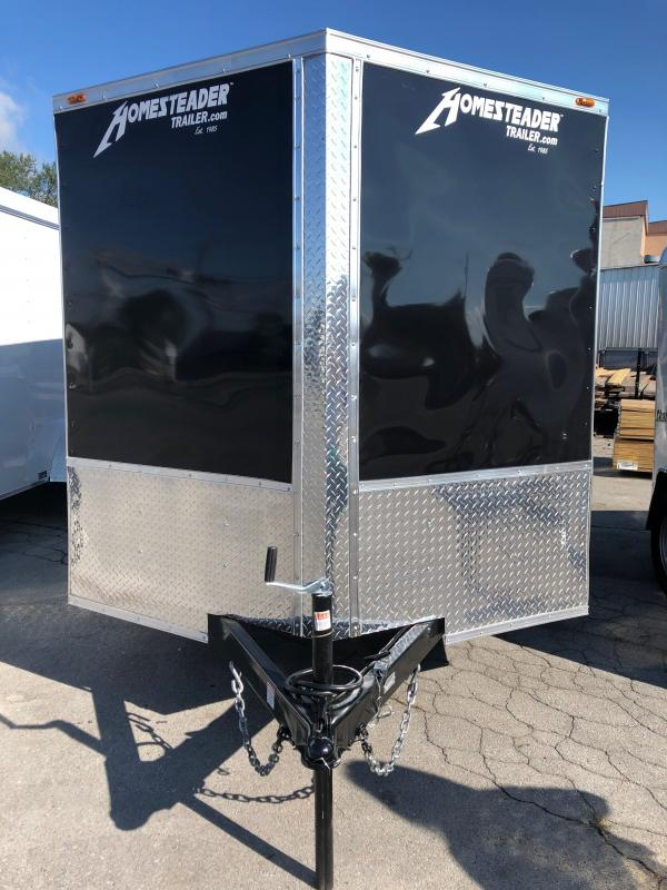 2021 Homesteader Inc. 714IT Intrepid Enclosed Cargo Trailer