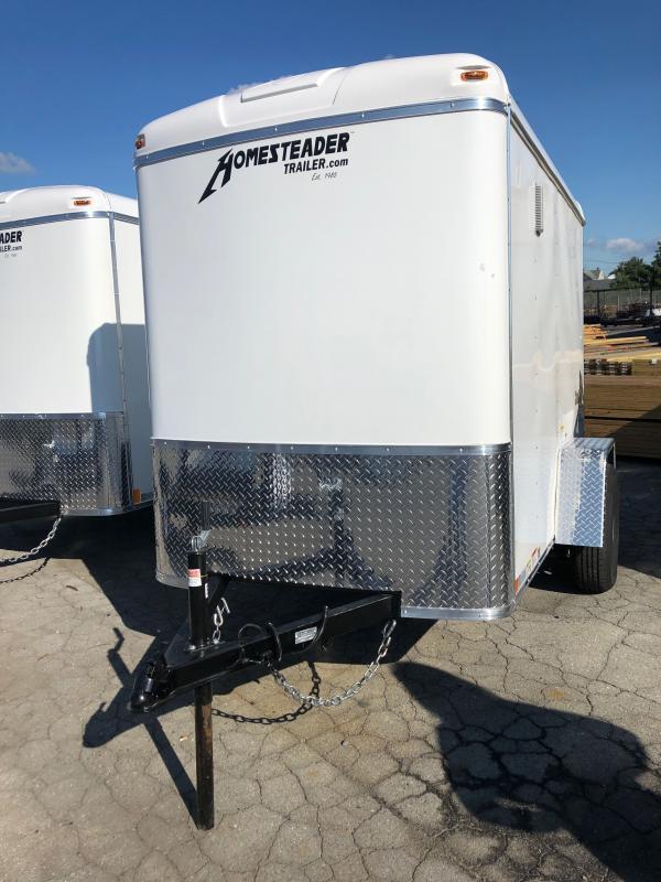 2021 Homesteader Inc. 508 CS Enclosed Cargo Trailer