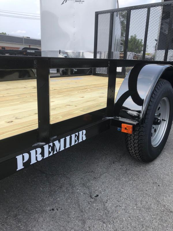 2022 Premier Trailers Inc. 6 X 14 3K LE UTILITY LANDSCAPE