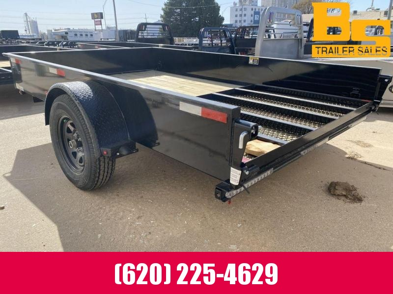 2021 H&H Trailers SOLID SIDE