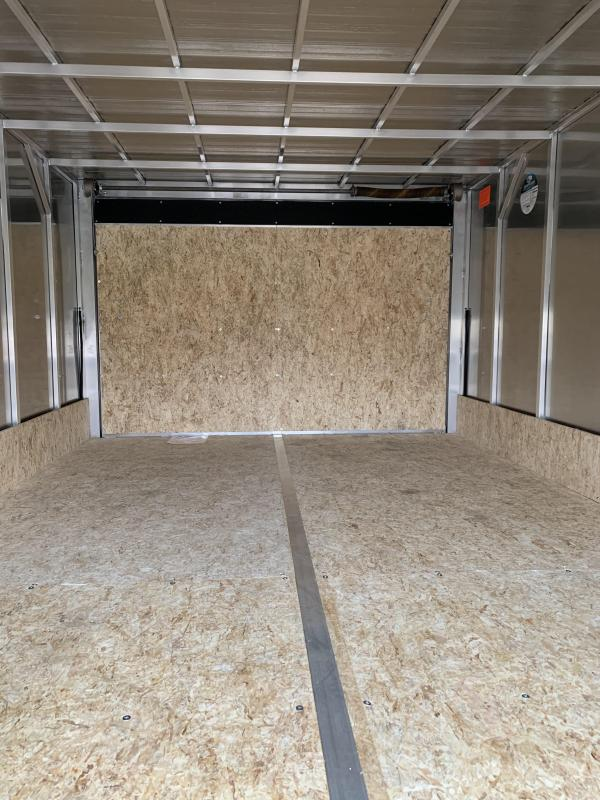 2022 Lightning Trailers 8' x 13' Avalanche Enclosed Snowmobile Trailer