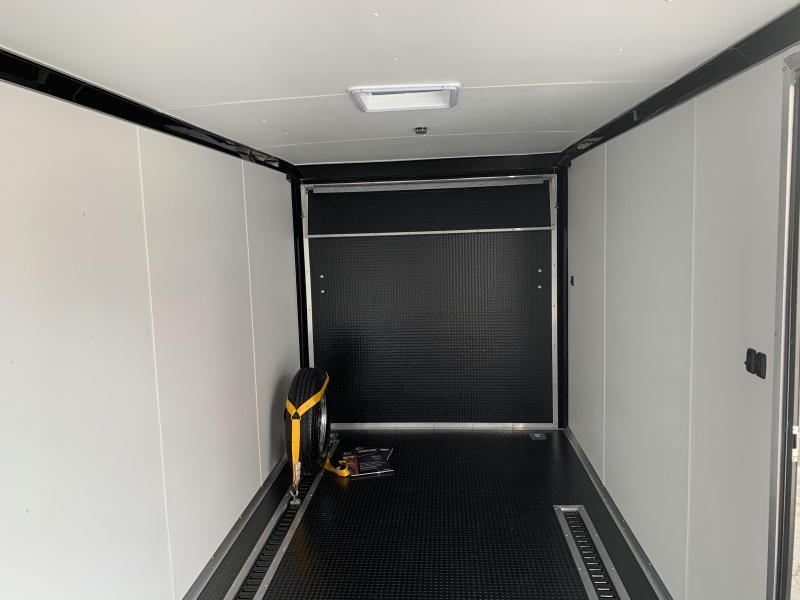 2022 American Hauler 7 x 16 Night Hawk Enclosed Cargo Trailer