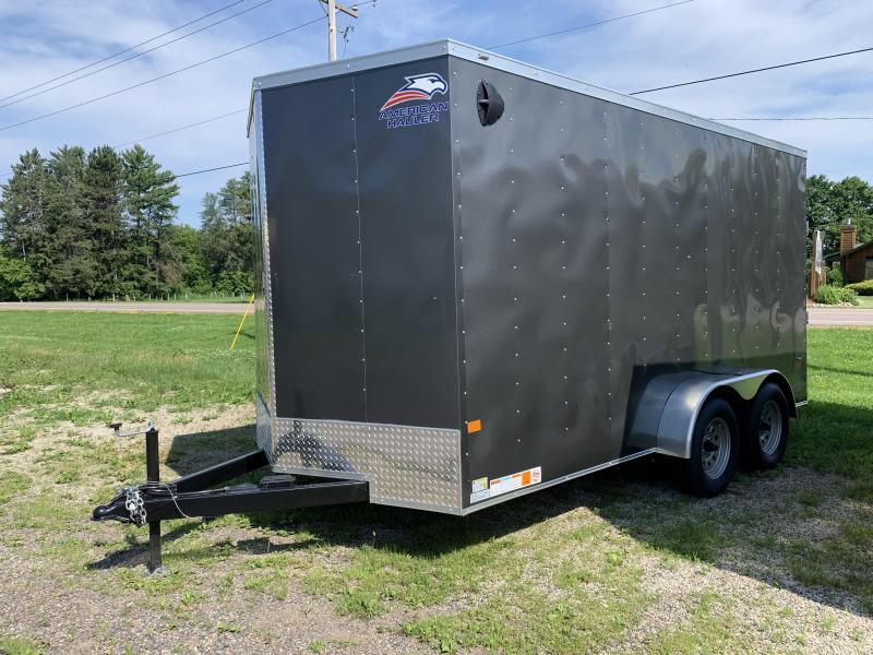 2021 American Hauler 7 x 16 Arrow Enclosed Cargo Trailer